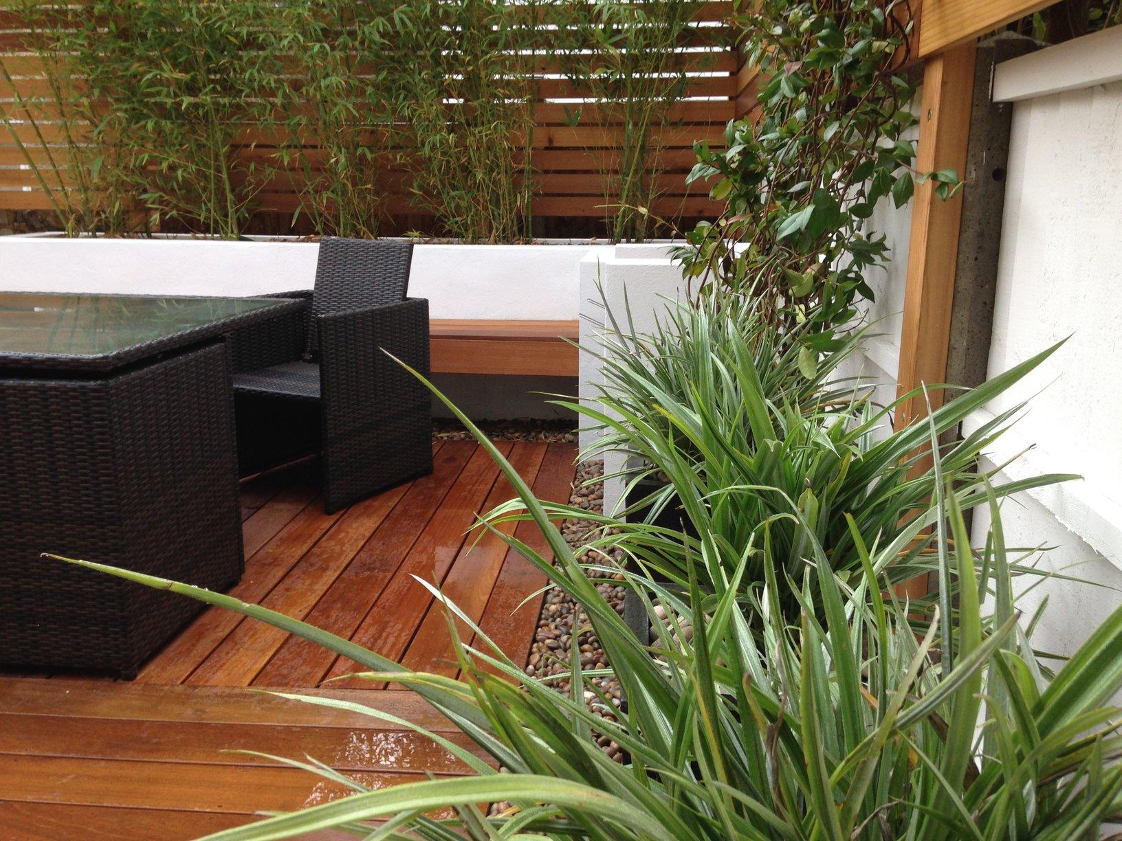 Garden Design in Bristol - Iron Butterfly Design