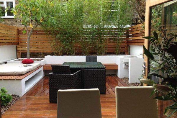 small urban garden clapham_london_1